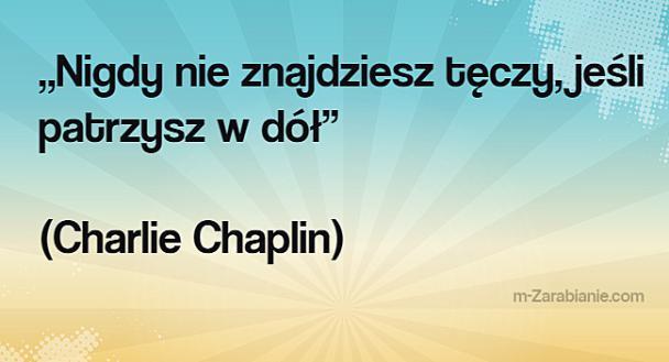Cytaty o optymizmie, nadziei, szczęściu,  pozytywne myślenie, motywacja.