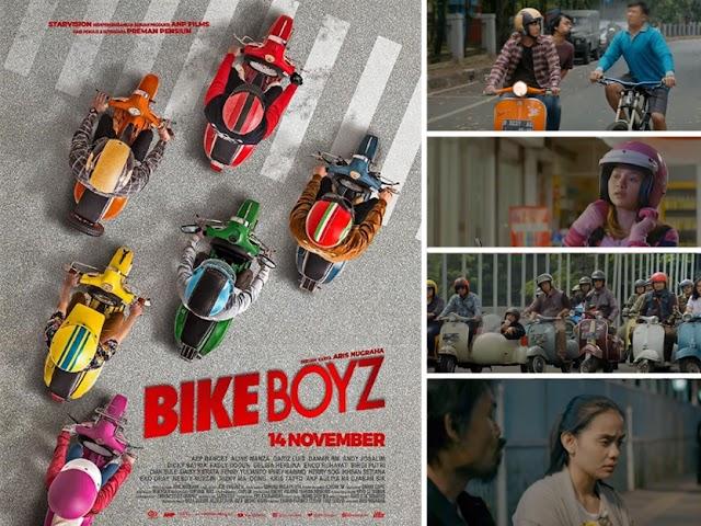 Bike Boyz, Perjuangan dan Solidaritas Komunitas Motor yang Bandung Banget