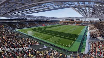 PES 2021 Stadium Gürsel Aksel