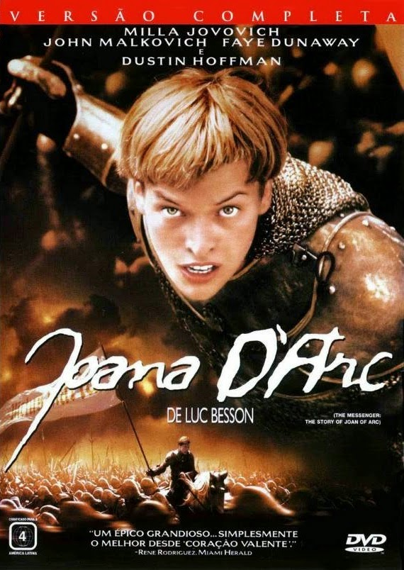 Joana D'Arc de Luc Besson – Legendado (1999)