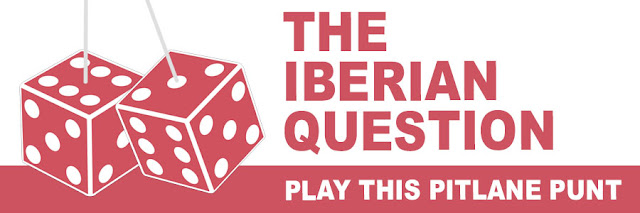 The Iberian Question: play this Pitlane Punt