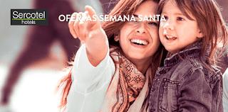 Sercotel Hotels descuentos Semana Santa