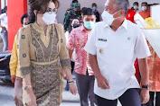 CEP Sebut FDW Wabup Rendah Hati, Yakin Pemerintahan FDW-PYR Minsel Ada Perubahan