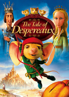 Download The Tale of Despereaux (2008) In Hindi Dual Audio Bluray 720p