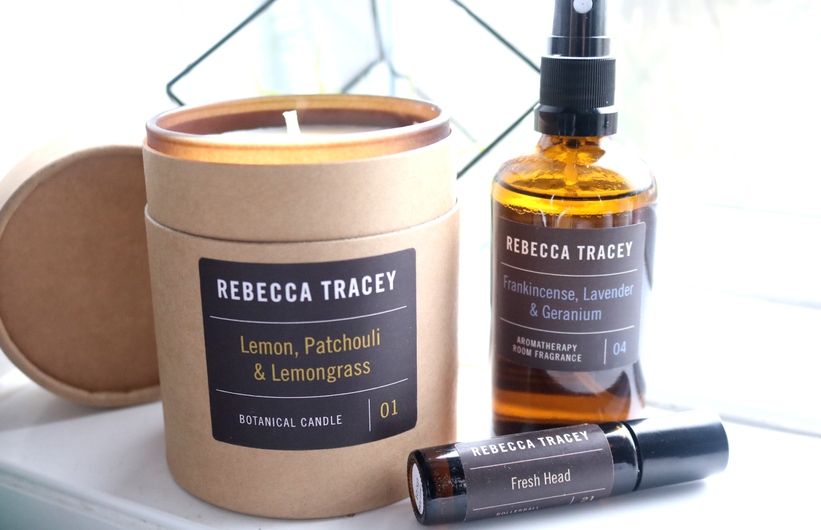 Rebecca Tracey - Handmade Aromatherapy - The Perfumed Workshop