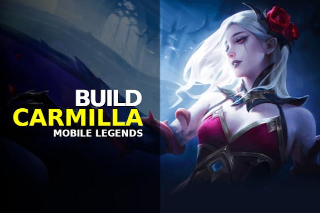 build carmilla mobile legends