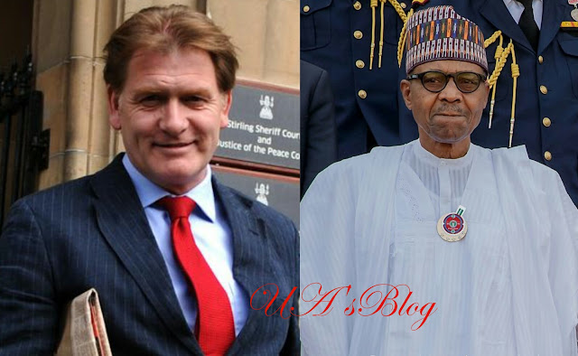Man Posing As Nigeria's President Is A Contracted Political Decoy, Not Real Buhari — Eric Joyce