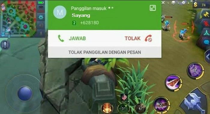 Nonaktif WhatsApp Notifikasi