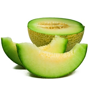 tabulampot melon