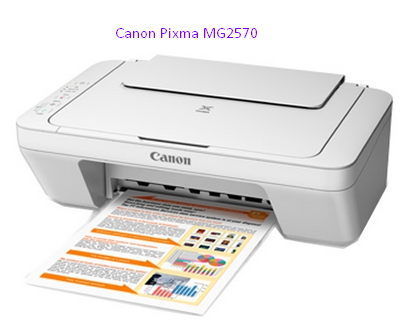 Canon Pixma MG2570 Drivers Download