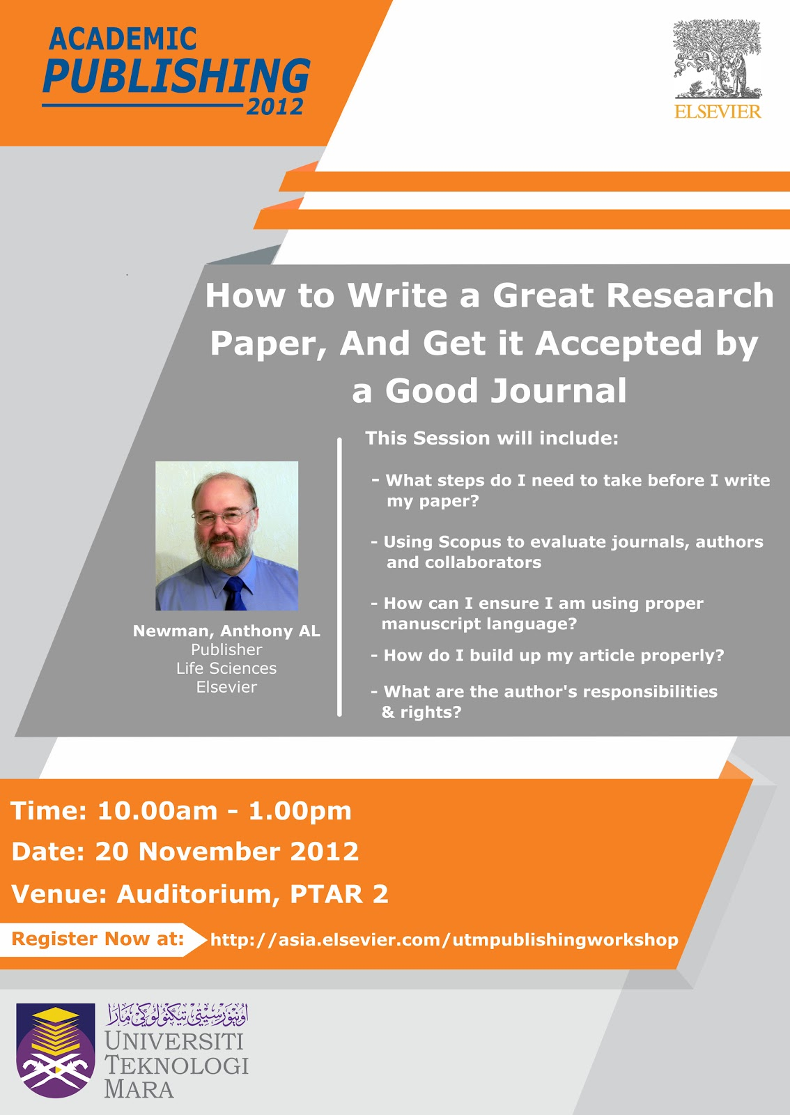 how to write a good paper for publication