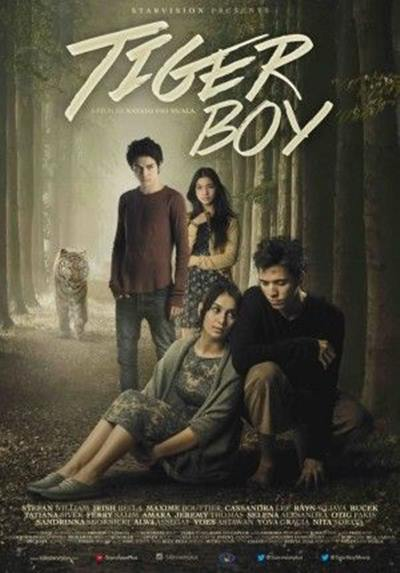 Tiger Boy full movie