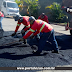 Secretaria de Obras realiza operação Tapa Buracos em Paulínia