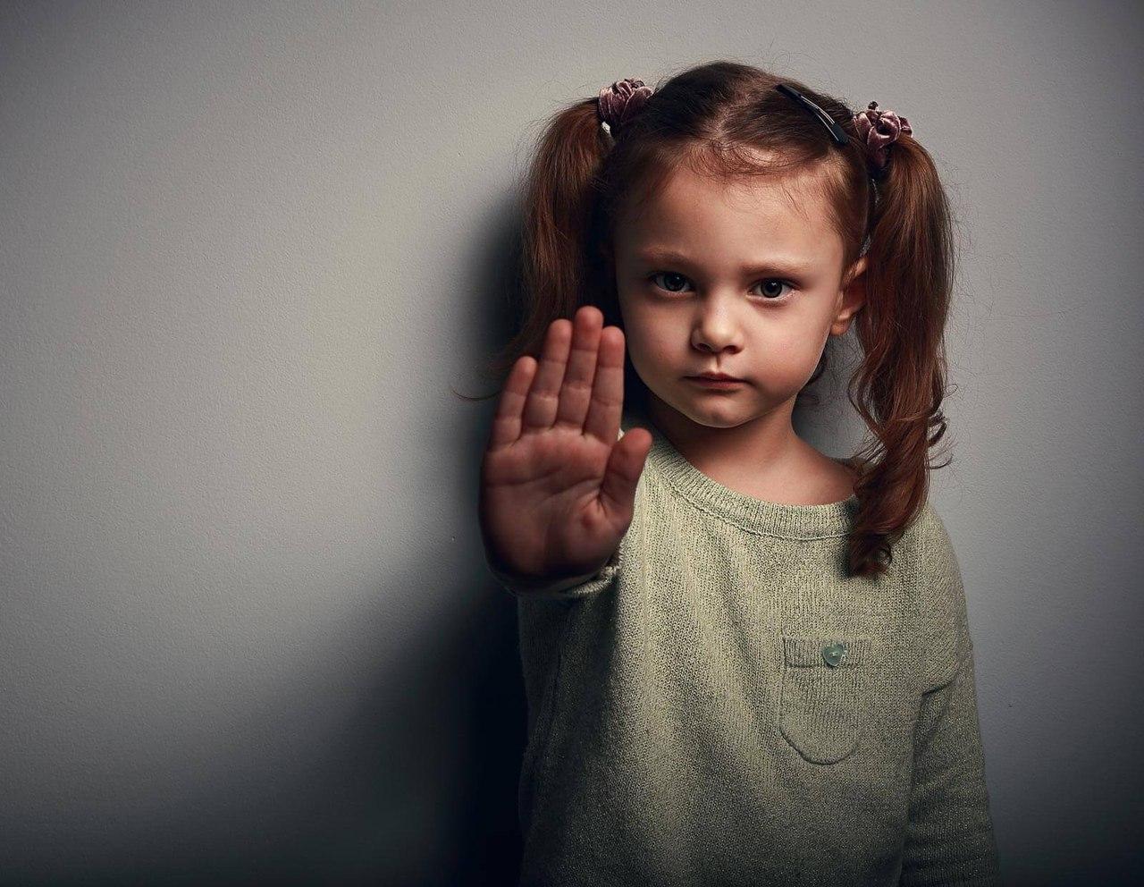 Причины возникновения страхов у маленьких детей