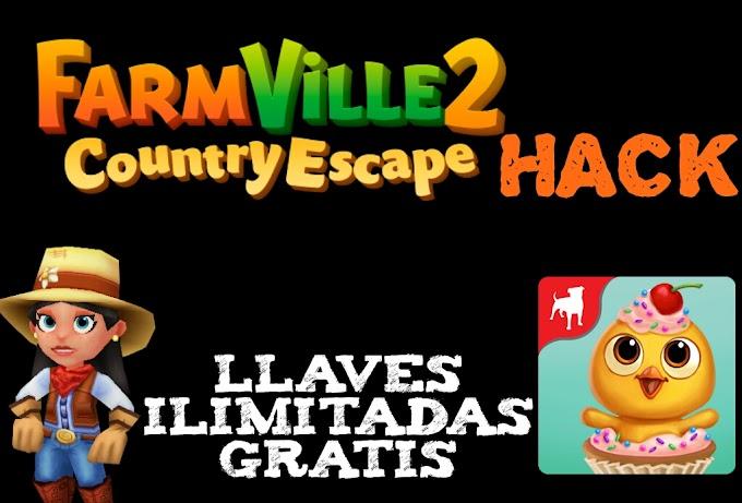 Farmville 2 apk HACK | llaves ilimitadas