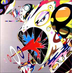 COOL WALLPAPERS: takashi murakami (pack 1)