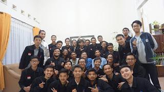 Sharing alumni dengan Bang Achmad Zaky - CEO Bukalapak