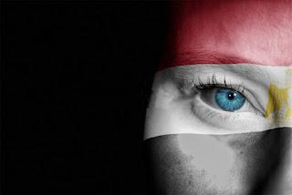 شجع مصر 2018 علم مصر