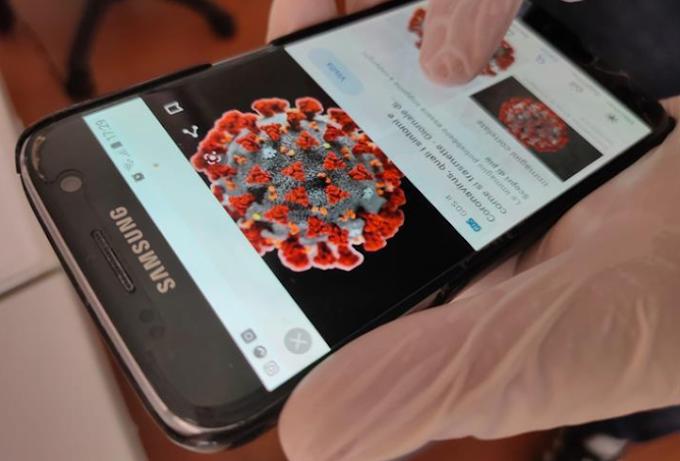 App Immuni: scoperta truffa online