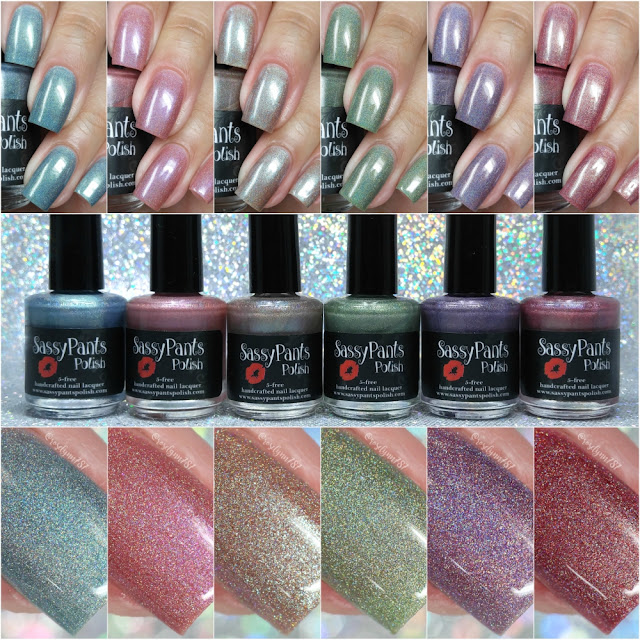 Sassy Pants Polish - Woodland Spring Collection