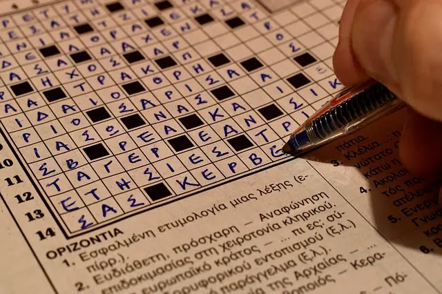 aprende ingles juego crucigrama adivinanza pasatiempo periodico crossword