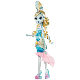 MH Dawn of the Dance Lagoona Blue Doll