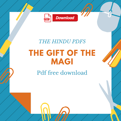 The Gift Of The Magi Pdf Free Download