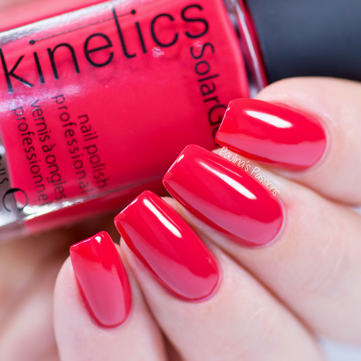 Kinetics Nails Hedonist Collection Review