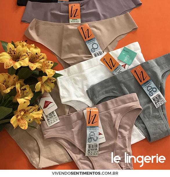 Praticidade na compra de roupas íntimas