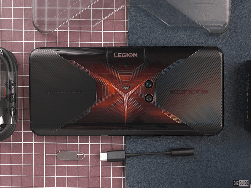 Lenovo Legion 2 Pro with 5,500mAH battery, 90W fast charging to arrive on April 8