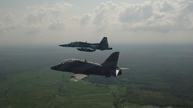 Cara Kerja Kursi Lontar Selamatkan Pilot Jet BAE Hawk 209