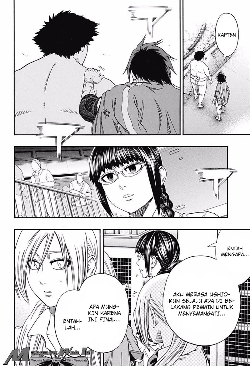 Hinomaru Zumou Chapter 143-4