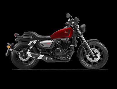 Perbedaan Benelli Motobi 200 dan Motobi 200 Evo