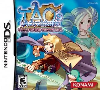 Rom Tao's Adventure Curse of the Demon Seal NDS