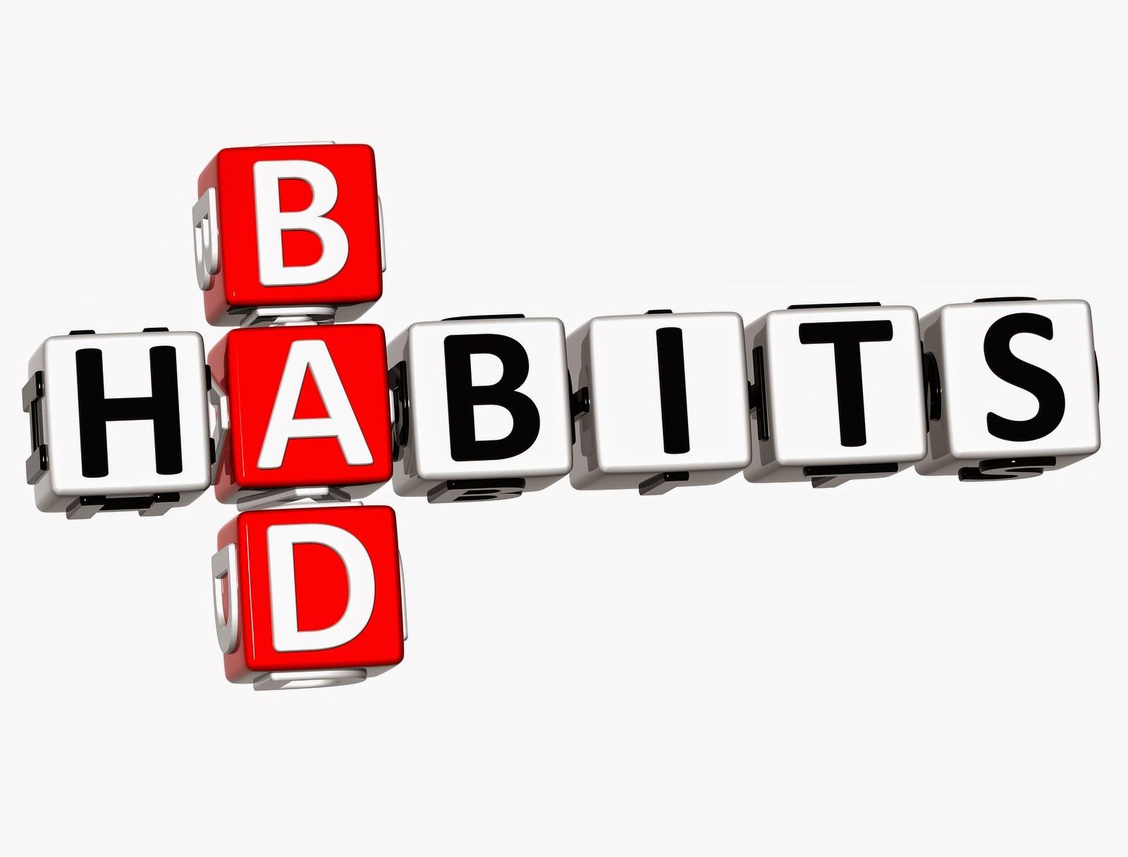 Bye bye to Bad Habits - Astro Upay for Bad Habits