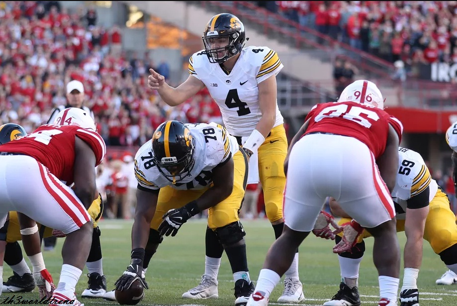 Iowa Football Behind Enemy Lines With the NE Cornhuskers