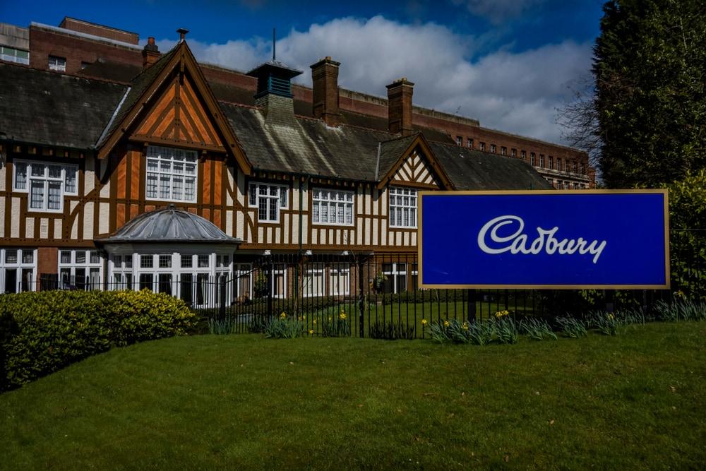 your favorite cadbury chocolate taste is in birmingham