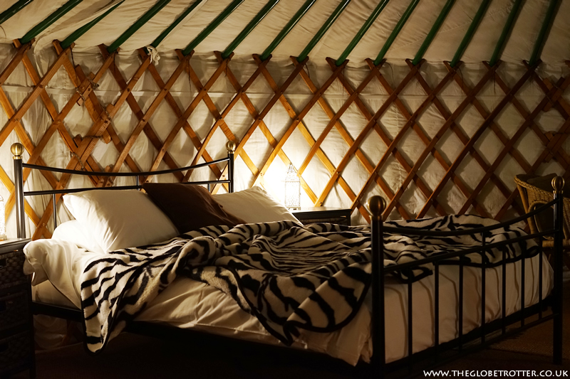 Caalm Camp Luxury Yurt Holiday in Dorset