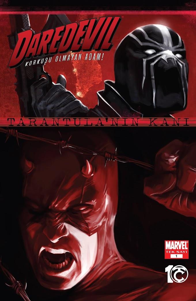Daredevil: Tarantula'nın Kanı [Tek Sayı]