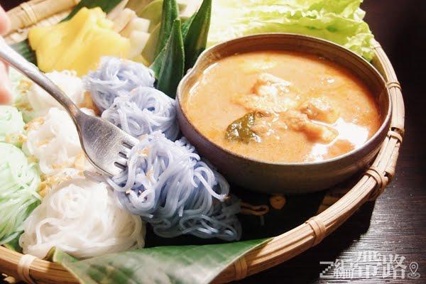 【台北吃什麼】香茅廚,愛吃泰國菜的朋友們衝拉~精緻泰菜顛覆你的想像!