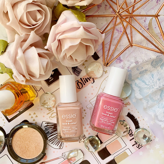 Essie-Treat-Love-and-Color-final-stretch-punch-it-up-flatlay