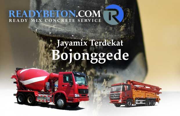 Harga Cor Jayamix Bojonggede