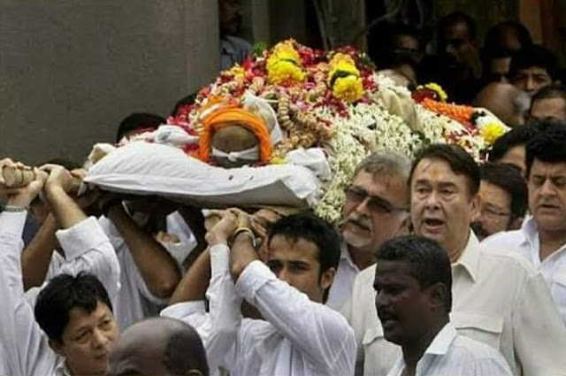 Rishi Kapoor Death Photo and Video