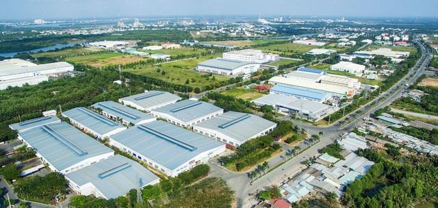 Hơn 16,3 tỷ USD được rót vào 9 khu công nghiệp tại Phú Mỹ