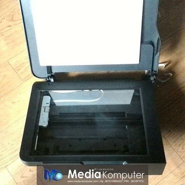 JUAL SCANNER PRINTER CANON MP237