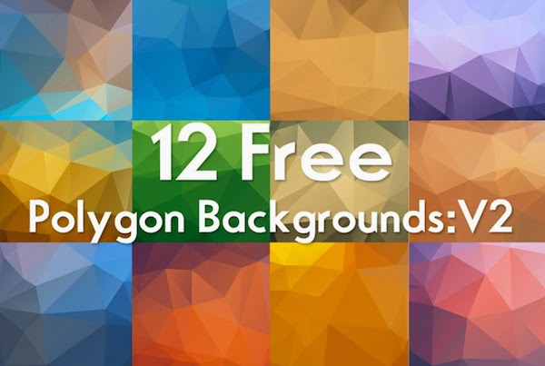 12. Polygon Backgrounds