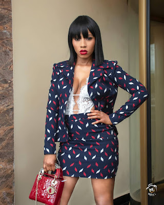 Mercy Lambo fashion and style looks latest
