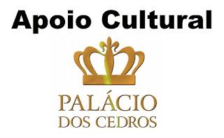 Apoio Cultural Palácio dos Cedros Eventos