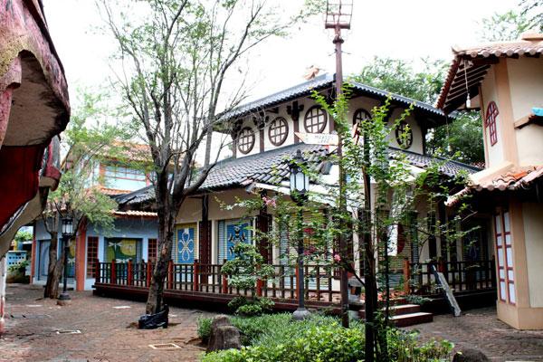 Kampung Jepang Cibubur