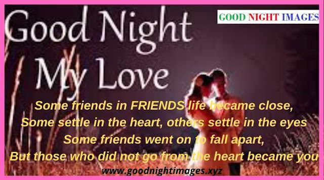 Latest Good Night Messages | good night images for friends with quotes